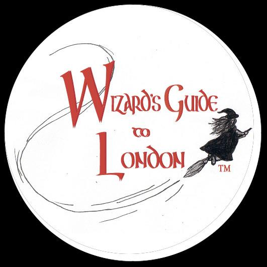 Wizard's guide to London logo