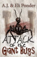 "Attack of the Giant Bugs a ""You Choose Adventure"" book"