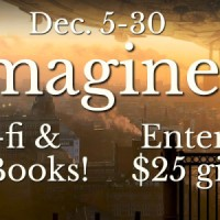 Imagine - Free Fantasy and Science Fiction Book Promotion